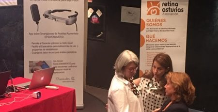 jornadas asociación retina asturias