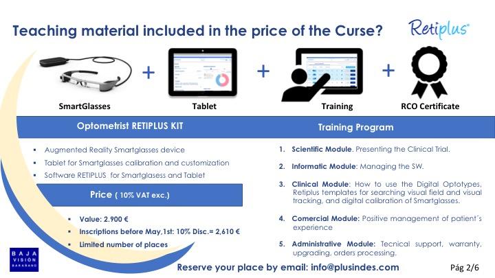 retiplus certification course 2