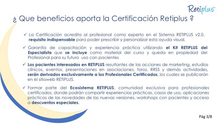 Tercer curso retiplus 3
